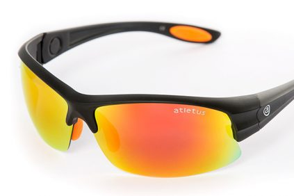 sportglasögon online Black Ultimate